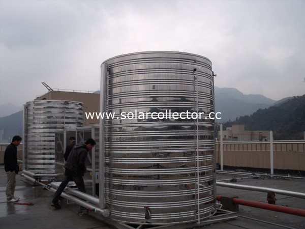 10000L Temperature Heat Preservation Water Tank