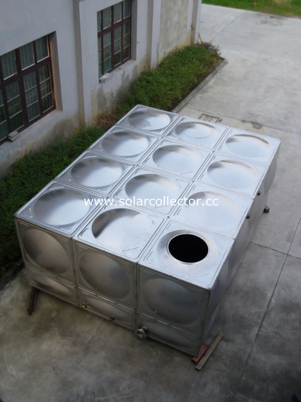 Stainless Steel Storage Hot Water Tank