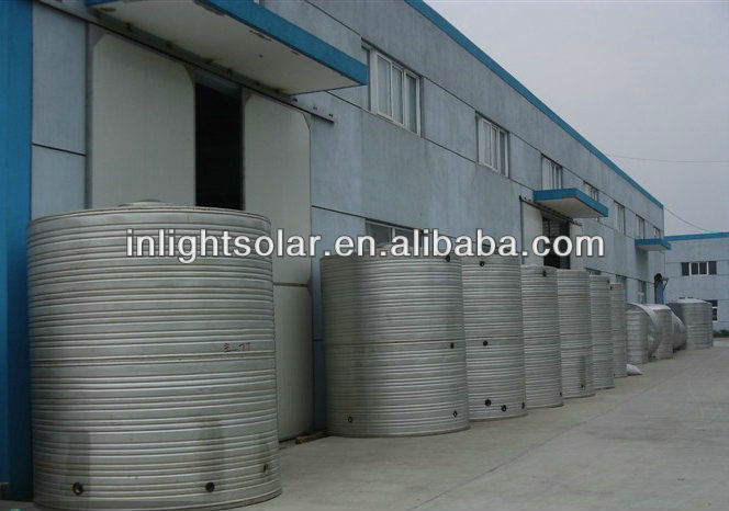 2000l Stainless Steel Insulated Solar Water Tank(Manufacturer)