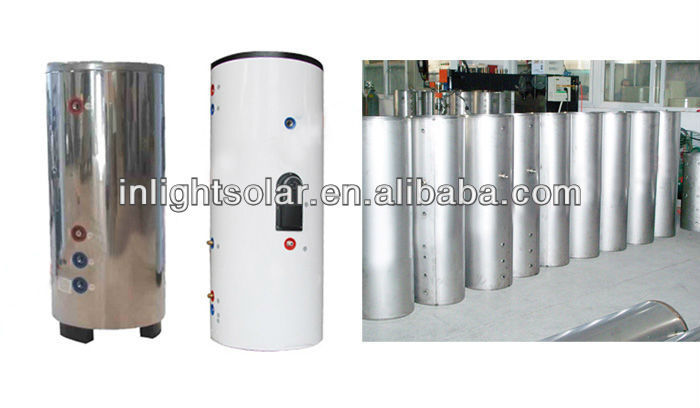 Pressurized Solar Water Boilers with Stainless Steel Inner