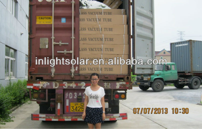 Supply Stainless Steel Solar Water Boiler(Manufacturer)
