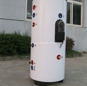 Split Pressurized Solar Water Tank