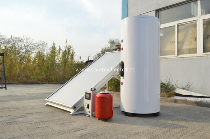 Hot sale split flat plate solar water heater