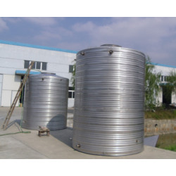 Large Scale Hot Water Storage Tank (for hotel)
