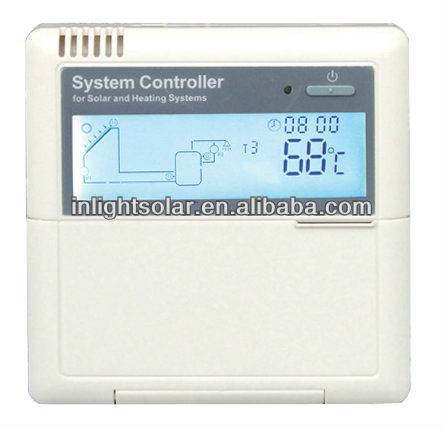Supply Kinds of Solar Controller for Pressurized and Pressurized solar water heater