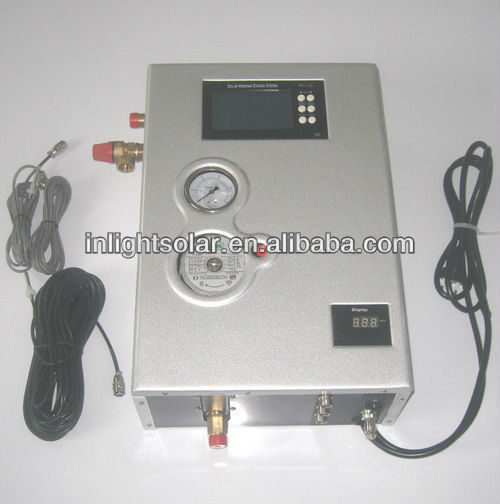 Solar Water Heater Controller,Control water Tempature and Level, Solar Controller