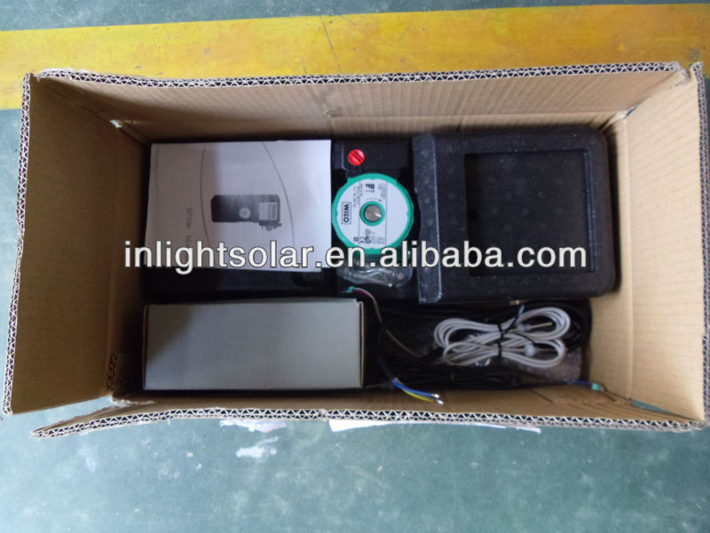 Solar Water Heater Solar Pump Station