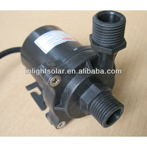 12v Dc Brushless Motor Water Pump Micro Solar Pump