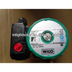 Wilo Circulate Pump for split solar water heating system RS15/6
