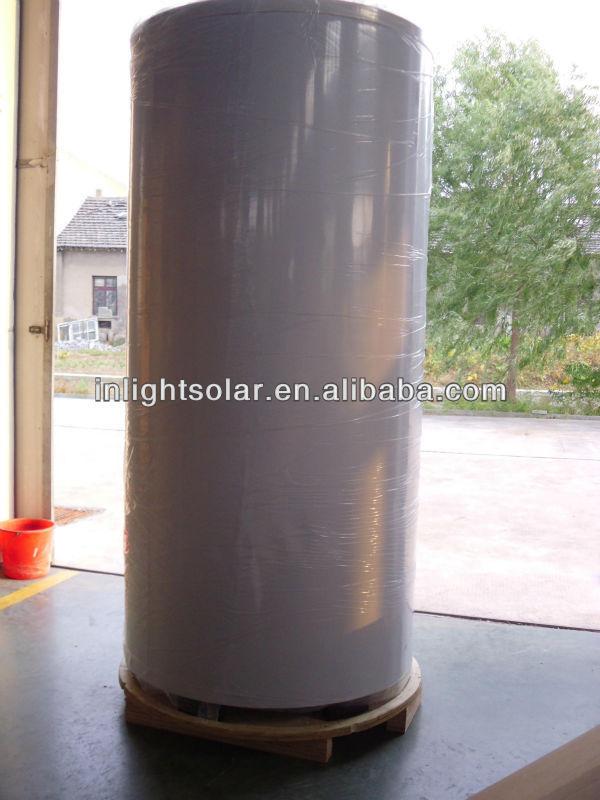 Split Pressurized Solar Water Tank