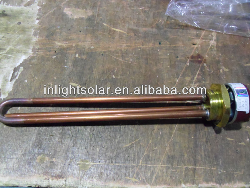 Solar Electrical Heater