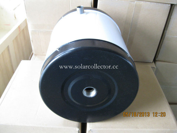 Color steel Assistant Tank of solar water heater