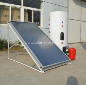 Hot sale split flat plate solar water heater