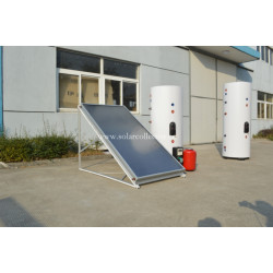 Flat Plate Split Solar Water Heater