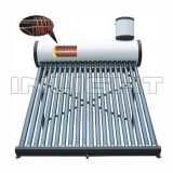 Copper Coils Solar Water Heater