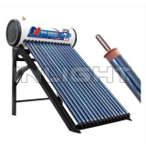 Integrated Heat Pipe Solar Water Heater