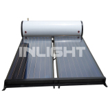 Integrated Flat Plate Solar Water Heaters