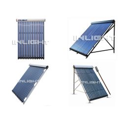 2013 Hot Selling Heat Pipe Solar Hot Water Collectors
