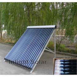 Heat Pipe Solar Thermal Collectors