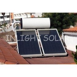 Europe Standard Solar Panel Water Heaters China Supplier