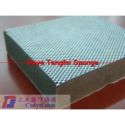 screen mesh compound foam sponge/foam polishing pad/eva foam deck pad/furniture non-slip pad/foam hanger pads