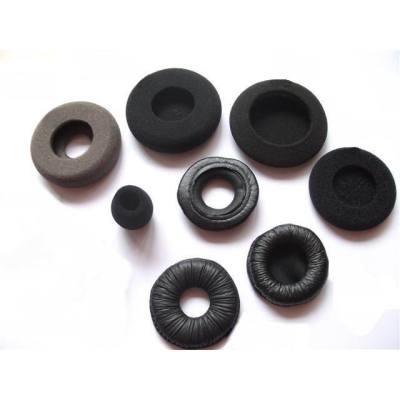 Ear muff /noise insulation sponge foam/aviation earphone foam sponge