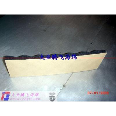 Adhesive backed foam/adhesive foam tape/self adhesive tapes to specification