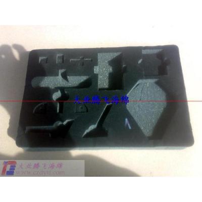 tea set sponge mat/anti-electrostatic rubber mat/open cell rubber foam sponges