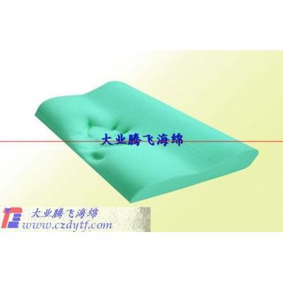 Slow rebound sponge pillow/Memory sponge pillow/custom shaped pillow