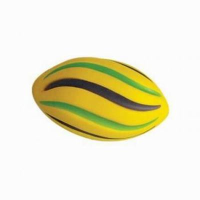 American PU Foam Stress Balls Football/High elasticity PU foam ball toy/small rubber balls