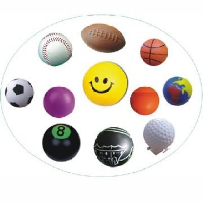 High elasticity PU foam ball toy/EVA/PU/Rubber Balls/hollow plastic toys ball