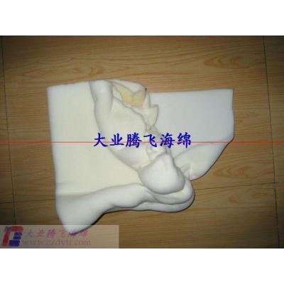 Memory foam sponge/magic foam sponge/memory foam massage table cushion