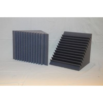 Wedge Sound-absorbing foam/sound absorbing and insulation materials/noise insulation sponge foam