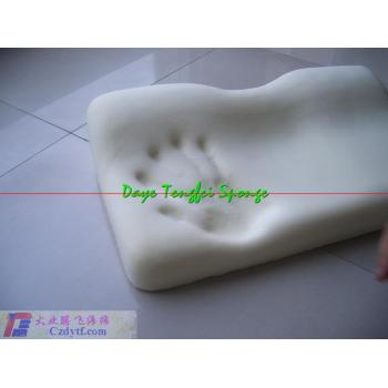 medical collagen sponge/slow rebound memory sponge pillow/sponge for making seat cushions