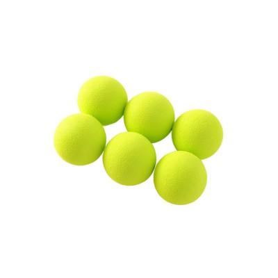 elasticity rubber soccer ball/rubber sponge ball/concrete sponge ball/soft rubber ball/silicone rubber ball