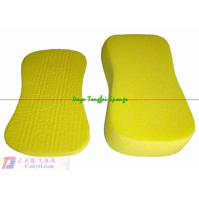 deep cleaning face wash/yellow face cleaning sponge