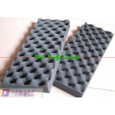 sound absorbing and insulation materials/noise reduction foam sponge/decorative sound absorbing panels