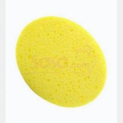 compressed facial cleansing sponges/facial sponge/compressed expanding sponge