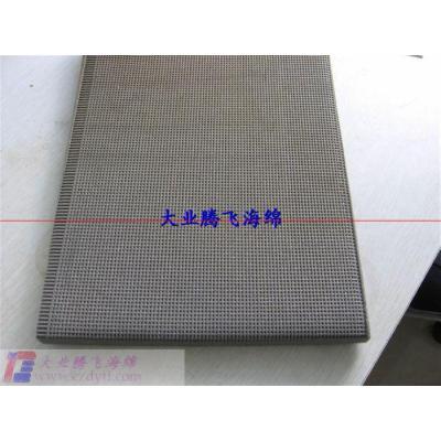 Sound absorber melamine foam/noise reduction foam sponge/sound-absorbing melamine foam