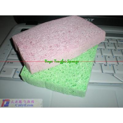 cellular clean sponge/nano cleaning sponge/sponge makeup compact powder