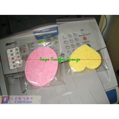 face cleansing sponge/cosmetic sponge/face wash sponge