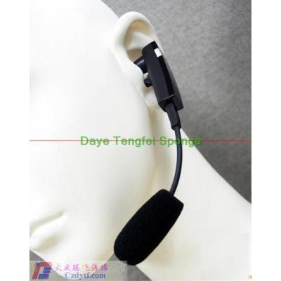 earphone covers foam/microphone sponge/earphone sponge covers/custom microphone covers
