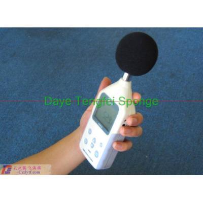Soundproof foam/sound insulation sponge/Wind-proof Foam Sponge/noise reduction foam sponge