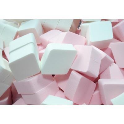 ace brush sponge/facial sponge/make up sponge/pink facial sponge