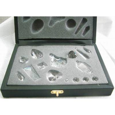 gift packing pad/padded jewelry gift box/packing material sponge