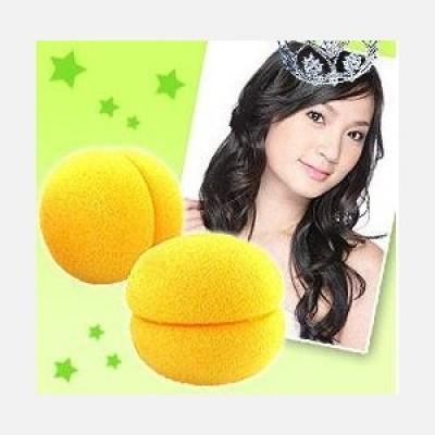 velcro foam hair rollers/foam twist hair roller/rubber foam hair roller