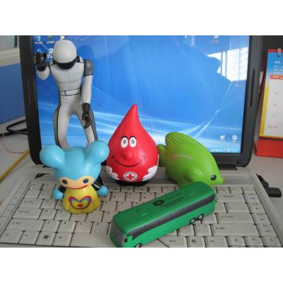 sponge foam bob toy/kids foam toys/soft foam toys/expanding foam toy