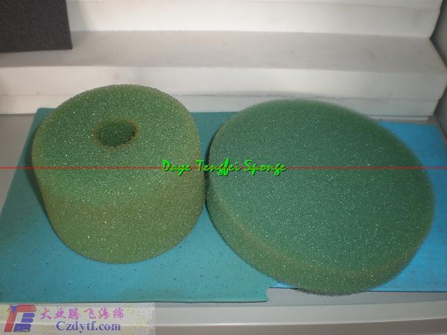 oil drilling foam/vacuum cleaner sponge filter/water purification filter sponge/gutter rain filter