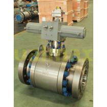 IP65 Multi-turn Gear Actuator,