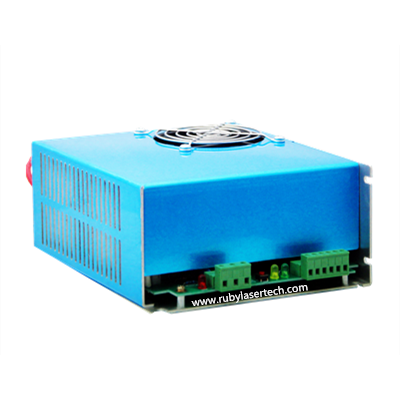 General type MYJG-80 80W CO2 Laser Power Supply for 1400mm 80W laser tube for rubber, acrylic,MDF,Leather,glass engraving or cutting